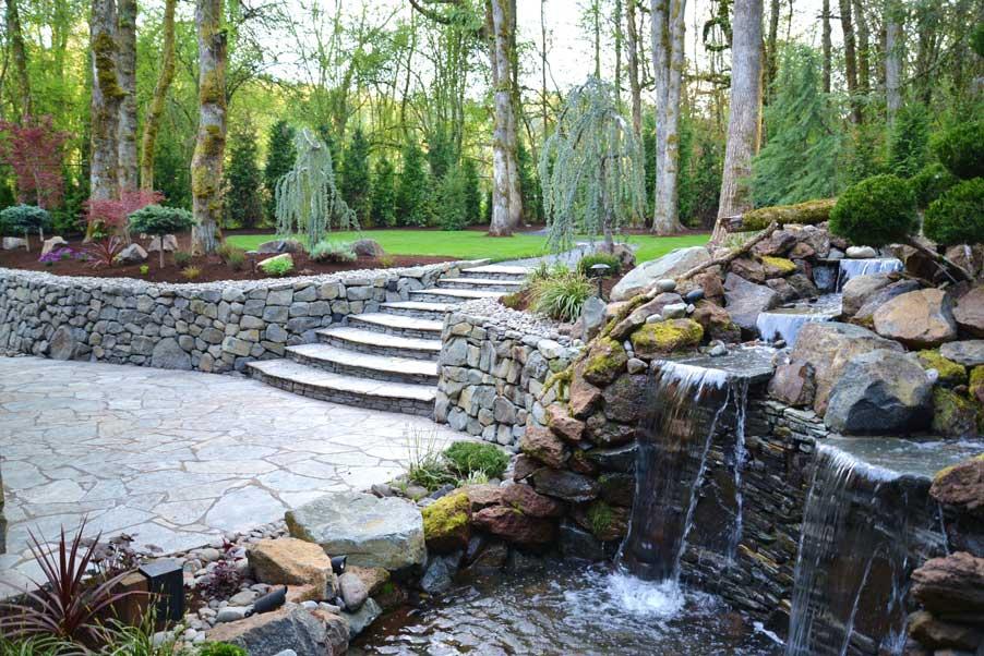 Portland, Oregon Landscape Design