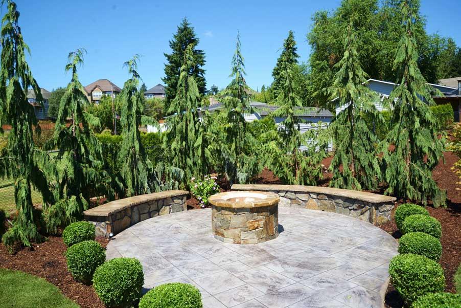 Landscape Installation Portland, Oregon