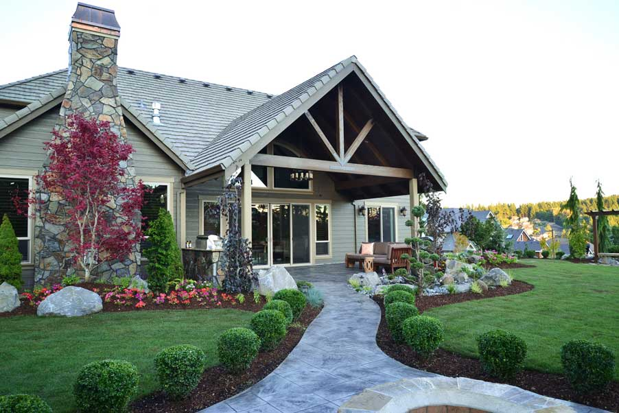 Vancouver, Washington Landscape Design