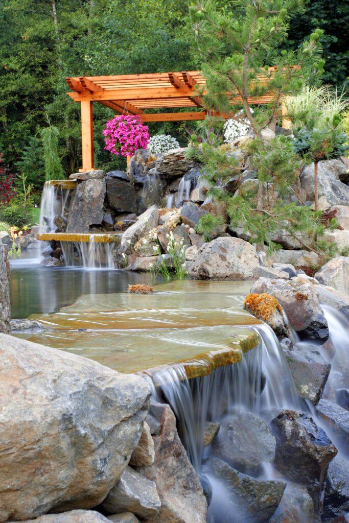 Extensive Landscape Design Portfolio of Vancouver, WA Homes