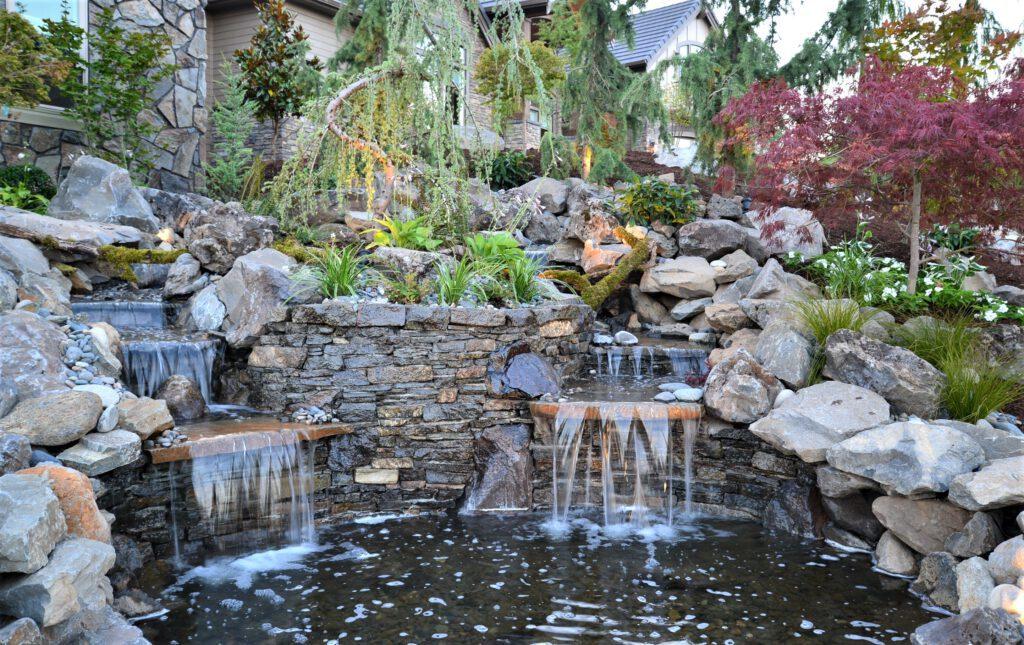 Portland, Oregon Outdoor Living Spaces