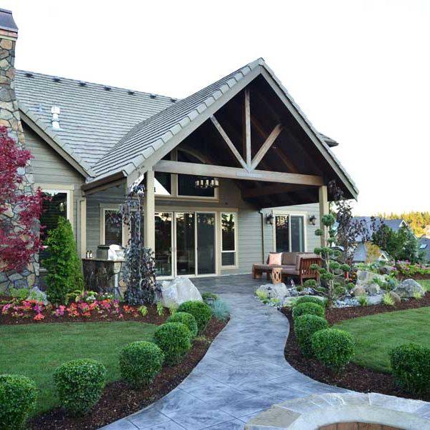 Vancouver, Washington Landscape Design